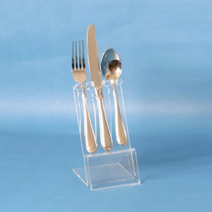 3-Pc Flatware Display