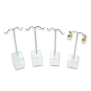 4 Piece Earring Tree Set