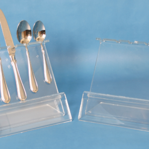 5-Pc Flatware Display