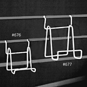 Slatwall Wire Easel