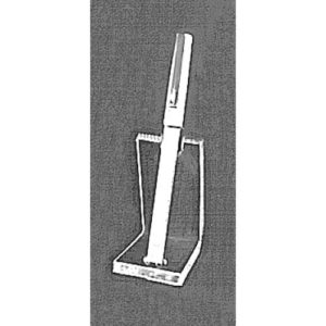 Acrylic Single Spoon/Pen Stand