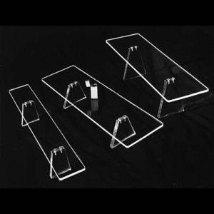 Acrylic Riser Tables